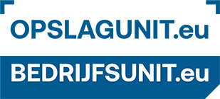 Opslagunit & Bedrijfsunit Logo